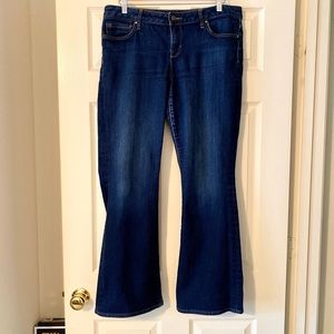 Women's Gap Perfect Boot Jeans